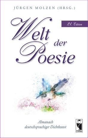 Welt der Poesie von Molzen,  Jürgen