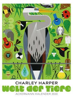Welt der Tiere – Charley Harper 2020 von Harper,  Charley