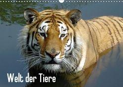 Welt der Tiere (Wandkalender 2018 DIN A3 quer) von Riedel,  Tanja