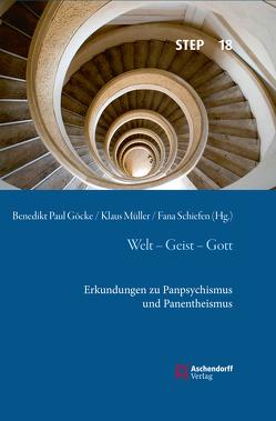 Welt – Geist – Gott von Göcke,  Benedikt Paul, Mueller,  Klaus, Schiefen,  Fana