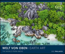 Welt von oben 2022 – Bild-Kalender – Wand-Planer – 60×50