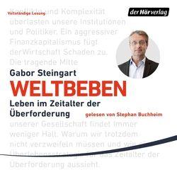 Weltbeben von Buchheim,  Stephan, Steingart,  Gabor