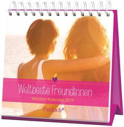 Weltbeste Freundinnen – Mini-Kalender 2019