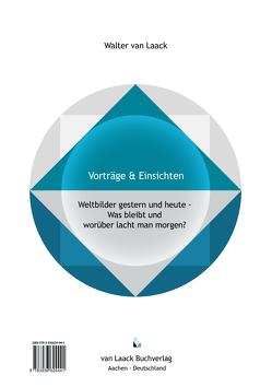 Weltbilder gestern und heute – von van Laack,  Martin, van Laack,  Walter