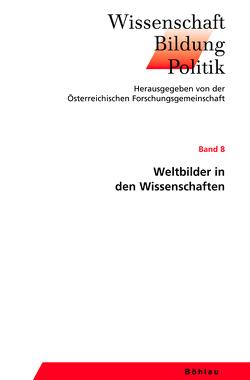 Weltbilder in den Wissenschaften von Eichtinger,  Martin, Magerl,  Gottfried