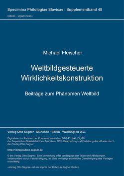 Weltbildgesteuerte Wirklichkeitskonstruktion von Fleischer,  Michael