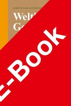 Weltbürger Goethe von Berlin e.V.,  Goethe-Gesellschaft, Eisner,  Udo, Estermann,  Monika, Hentschel,  Uwe, Hesse,  Volker, Schubert,  Beate