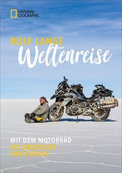 Weltenreise von Lange,  Rolf