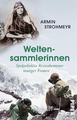 Weltensammlerinnen von Strohmeyr,  Armin