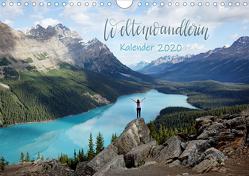 Weltenwandlerin Wandkalender 2020 (Wandkalender 2020 DIN A4 quer) von Gothe,  Alexa
