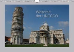 Welterbe der UNESCO (Wandkalender 2018 DIN A4 quer) von Falk,  Dietmar