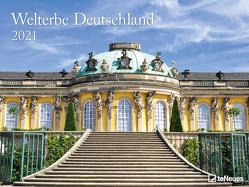 Welterbe Deutschland 2021 – Foto-Kalender – Poster-Kalender – 64×48 – Kultur