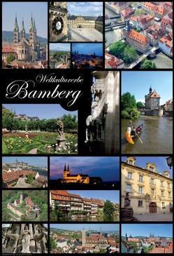 Weltkulturerbe Bamberg Poster von Melnicky,  Thorsten