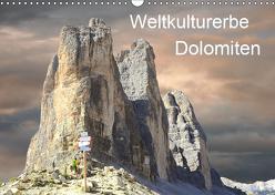 Weltkulturerbe Dolomiten Süd Tirol (Wandkalender 2019 DIN A3 quer) von Rufotos