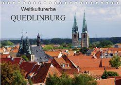 Weltkulturerbe Quedlinburg (Tischkalender 2019 DIN A5 quer) von Fröhlich,  Klaus