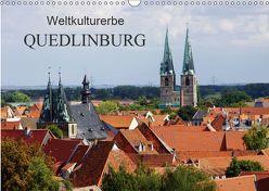 Weltkulturerbe Quedlinburg (Wandkalender 2019 DIN A3 quer) von Fröhlich,  Klaus