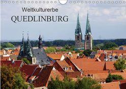 Weltkulturerbe Quedlinburg (Wandkalender 2019 DIN A4 quer) von Fröhlich,  Klaus