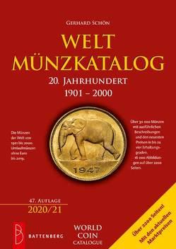 Weltmünzkatalog 20. Jahrhundert von Schön,  Gerhard