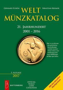 Weltmünzkatalog 21. Jahrhundert von Kraemer,  Sebastian, Schön,  Gerhard