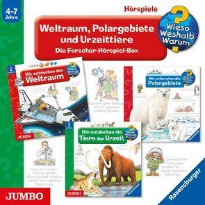 Weltraum, Polargebiete und Urzeittiere von Menrad,  Karl, Szylowicki,  Sonja, u.v.a.