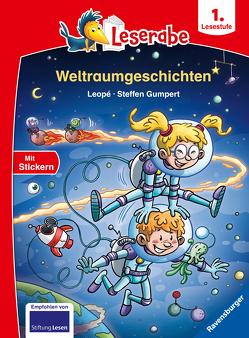Weltraumgeschichten von Gumpert,  Steffen, Leopé