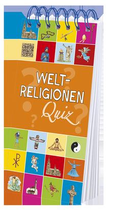 Weltreligionen-Quiz von Rohrbeck,  Manfred, Schwikart,  Georg, Zeidler,  Eva