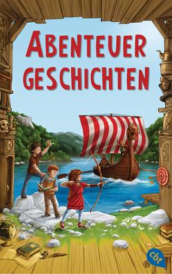 Welttagsedition 2019 – Abenteuergeschichten von Ahner,  Dirk, Grubing,  Timo