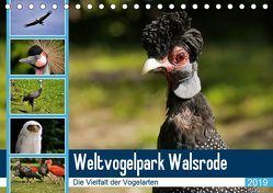 Weltvogelpark Walsrode – Die Vielfalt der Vogelarten (Tischkalender 2019 DIN A5 quer) von Gayde Quelle: Weltvogelpark Walsrode,  Frank