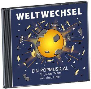 Weltwechsel von Eissler,  Theo, Schweitzer,  Winfried