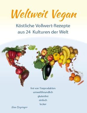 Weltweit Vegan von Deyringer,  Nina