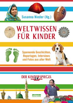 Weltwissen für Kinder von Nieder,  Susanne