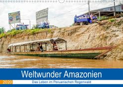 Weltwunder Amazonien (Wandkalender 2020 DIN A3 quer) von Nawrocki,  Markus