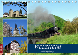 Welzheim und Umgebung (Tischkalender 2020 DIN A5 quer) von Huschka,  Klaus-Peter