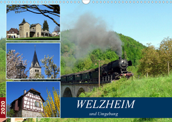 Welzheim und Umgebung (Wandkalender 2020 DIN A3 quer) von Huschka,  Klaus-Peter