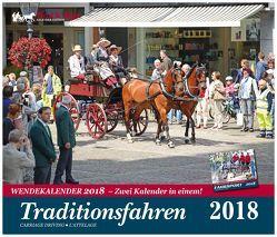 Wendekalender 2018 – Zwei Kalender in einem!