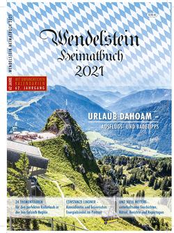 Wendelstein Heimatbuch 2021