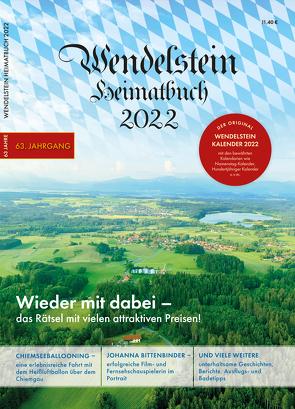 Wendelstein Heimatbuch 2022