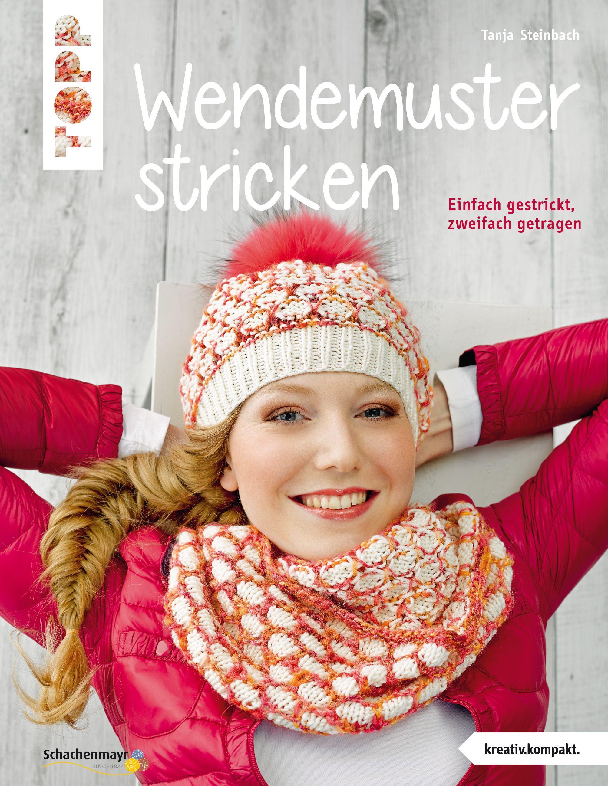 Wendemuster Stricken Kreativkompakt Von Steinbach Tanja Einfach