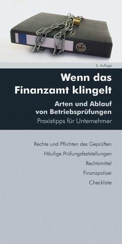 Wenn das Finanzamt klingelt von Gaedke,  Gerhard, Schinerl,  Herbert