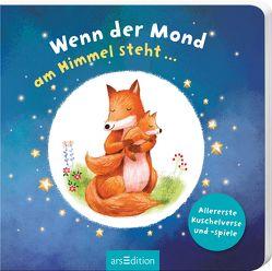 Wenn der Mond am Himmel steht … von Häfner,  Carla, Jatkowska,  Ag