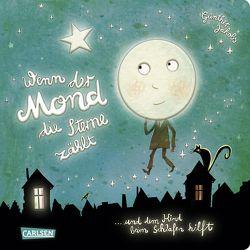 Wenn der Mond die Sterne zählt … und dem Kind beim Schlafen hilft von Jakobs,  Günther