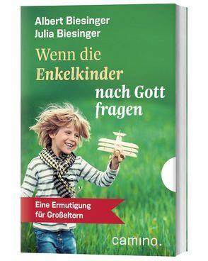 Wenn die Enkelkinder nach Gott fragen von Biesinger,  Albert, Biesinger,  Julia