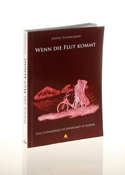 Wenn die Flut kommt von Gellert,  Marco, Spiegelberg Verlag, Tuchscherer,  Steffen