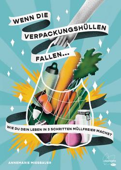 Wenn die Verpackungshüllen fallen … von Miesbauer,  Annemarie