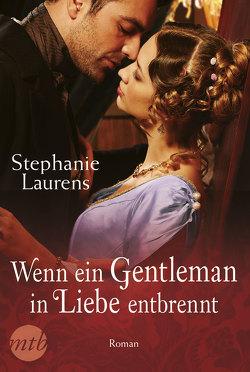 Wenn ein Gentleman in Liebe entbrennt von Kranefeld,  Alexandra, Laurens,  Stephanie
