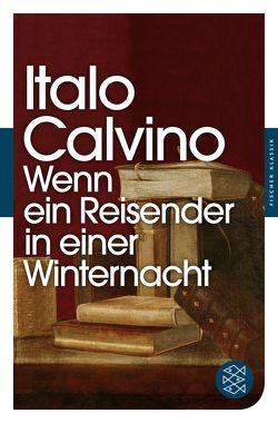 Wenn ein Reisender in einer Winternacht von Calvino,  Italo, Kroeber,  Burkhart