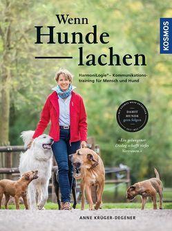 Wenn Hunde lachen von Krüger,  Anne