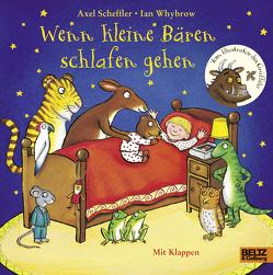 Wenn kleine Bären schlafen gehen von Naoura,  Salah, Scheffler,  Axel, Whybrow,  Ian