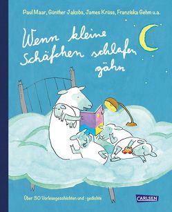 Wenn kleine Schäfchen schlafen gähn von Gehm,  Franziska, Jakobs,  Günther, Krüss,  James, Maar,  Paul, Schomburg,  Andrea, Steffensmeier,  Alexander