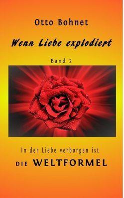 Wenn Liebe explodiert – Band 2 von Bohnet,  Otto